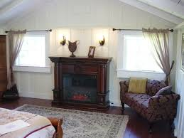Master Bedroom Fireplace Bedroom Best Bedroom With Rectangle Modern Fireplace Decor Ideas