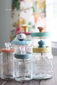 Cute Jar Decorating Ideas 100 Cute DIY Mason Jar Crafts DIY Projects for Anyone Crafts 31