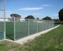 Marvelous Chain Link Fence Rail Decorative Top 5 Dinning