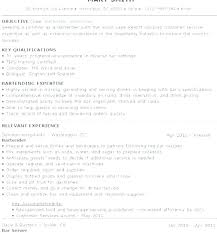 Bartending Resumes Examples – Resume Bank