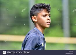 Cristiano Ronaldo Jr High Resolution Stock Photography and Images - Alamy