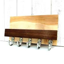 modern key holder for wall mail organizer the best wooden ideas on wal modern key holder entryway unique design for wall and mail wal