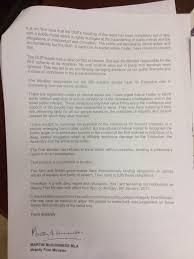martin mcguinness resigns as deputy first minister of northern mark devenport markdevenport
