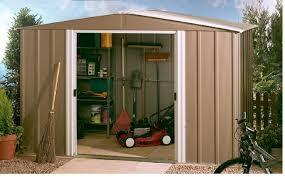 garden sheds home depot. Steel Storage Shed Kit Garden Sheds Home Depot T