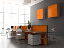 modern office space design. Astonishing Unique Office Design Of Interior Designs For Living Rooms Ideas Contemporary Space With Colorful Furniture Slim Chairs: Modern C