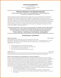 Product Management Resume Product Manager Resume Good Resume Examples 34