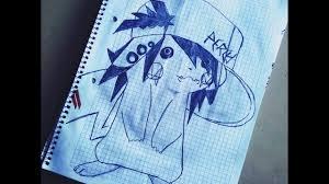 dibujando a pikachu emo d dibujos