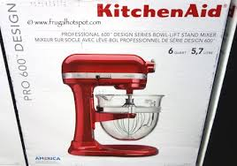 kitchenaid stand mixer sale. kitchenaid 6-quart pro 600 design series bowl-lift mixer costco kitchenaid stand sale