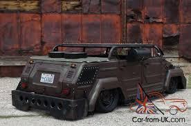 vw thing custom rat rod air ride subaru motor hot rod fast 1974 vw thing custom rat rod air ride subaru motor hot rod fast hid light