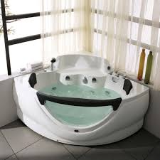 ... Bathtubs Idea, Jetted Freestanding Tub Jacuzzi Bathtubs Incredible Free  Standing Jetted Soaker Tubs Whirlpool Bathtubs ...