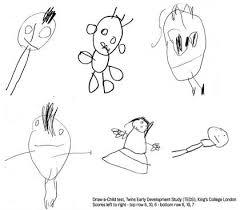 I Disegni Dei Bambini Potrebbero Rivelarne Lintelligenza Da Adulti
