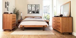 Bedroom: Contemporary Solid Wood Bedroom Furniture