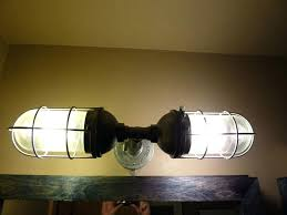industrial bathroom vanity lighting. Industrial Bathroom Lighting Vanity Diy Light Fixtures .