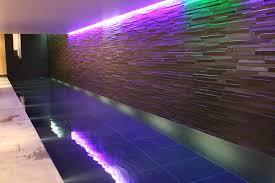 Basement Private Lap Pool Sauna Swimming Pool Design London