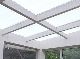 transluscent roof translucent white roof on translucent fiberglass roof panels