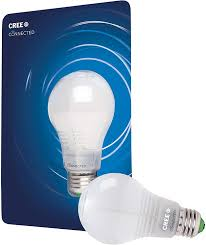 Cree 60w Equivalent Daylight 5000k A19 Dimmable Led Light Bulb Cree Ba19 08050omf 12ce26 1c110 Connected 60w Equivalent Daylight 5000k A19 Dimmable Led Light Bulb 6 Pack Works With Alexa Renewed