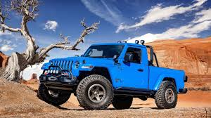 Jeep turned its Gladiator pickup into these epic concept trucks ...