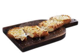 Cheesy Garlic Bread Dominos Pizza