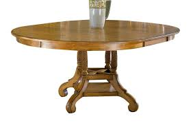 hilale wilshire round dining table in antique pine 4507 816 817