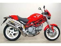 racing collectors ducati monster s2r