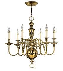chandelier glamorous williamsburg chandeliers williamsburg style lighting cambridge 6 chandelier shown in bunished outstanding