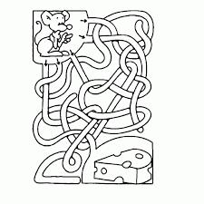 Kleurplaat Doolhof Kleur En Miks 65 Beste Doolhof Kleurplaat