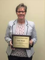 Congratulations to Dr. Susie Meade!   Prairie Lakes Area Education ...