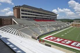Jsu Paul Snow Stadium Had Some Real Good Time At This Place
