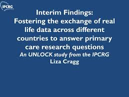 Life Real Interim Findings Exchange Fostering Data The Across Of YqRwZOq