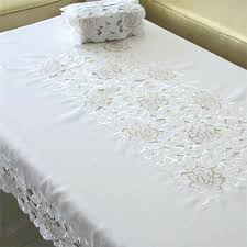 rectangle tablecloth outdoor with elastic standard measurements using rectangular tablecloths on round tables