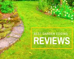 the best garden edging to beautify your