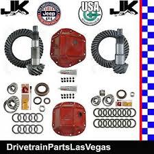 Jeep Jk Regear Chart Details About Jeep Wrangler Jk Dana Non Rubicon 44 30 Re Gear Ring Pinion 4 56 Kits Rt Covers