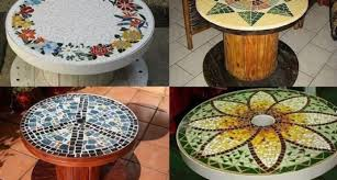diy projects mosaic yourself ideas