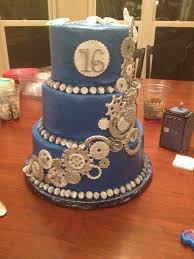 Doctor Who Birthday Cake Doctor Who Birthday Cake I Want This For My