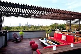 philippines house roof deck roof garden. Rooftop Design Ideas Impressive Terrace Garden . Deck 2 Philippines House Roof E