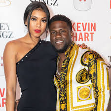 Kevin hart's decision to cheat on a pregnant eniko parrish is as deplorable as it comes and could have seriously sent him through the pains of a second divorce. How Kevin Hart S Wife Eniko Forgave Him After Cheating Scandal E Online