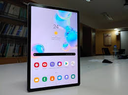Business Tablet Samsung Galaxy Tab S6 Review Arguably The Best Android