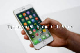 These are files that store data so an app can quickly access. Tips To Speed Up Your Old Iphone Easyacc Media Center