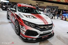 SEMA 2016 Civics (Part 2 of 2): Honda Racing Concept, HFP Concept ...