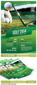 Golf Tournament Flyer Template Pin By Pasta Bin On Designs To Keep At Your Hand Golf