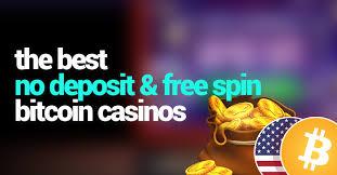 Posted in bitcoin casinos deposit casino bonus free spins deposit casinos latest casino promotions mobile casinos. No Deposit Free Spin Bitcoin Casinos My Free Btc Picks For 2021