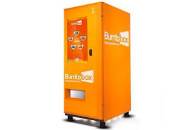 Vending Machines Los Angeles Extraordinary Burritos Los Angeles