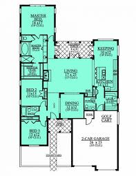 Country Style House Plan 3 Beds 2 00 Baths 1492 Sqft 406 132 Bed