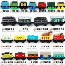 matchbox track set children wooden locomotive track train set toys matchbox miniature trucks wood magnetic