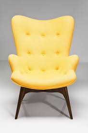 Yellow armchairs