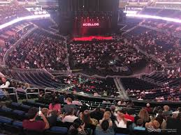 Amway Center Section 111a Concert Seating Rateyourseats Com