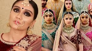 sabyasachi inspired bridal makeup tutorial the big fat indian wedding series