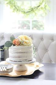 25 Best Homemade Wedding Cake Recipes From Scratch How To Make A