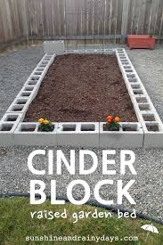 concrete block raised garden bed homely ideas concrete block raised garden bed design cinder block garden ideas garden beds concrete block raised garden bed