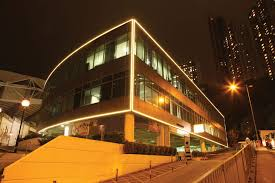 exterior architectural lighting